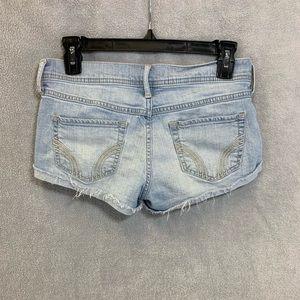 Hollister Light wash Jean Shorts